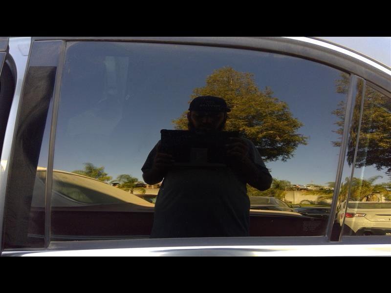 Door Glass For 2008-2011 Mercedes Benz C300 Front Left