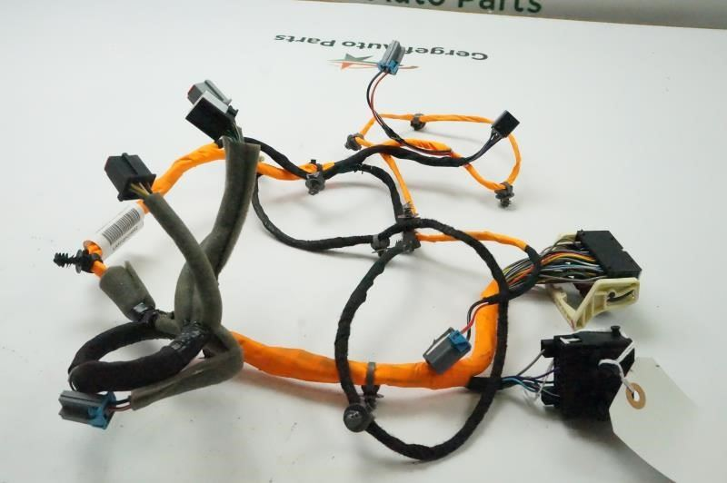 2012 Chevy Traverse Center Console Wire Wiring Harness