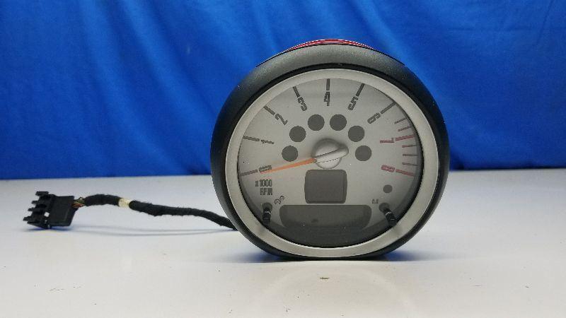 Mini Cooper 2007-2010 Speedometer Tachometer MPH Base S