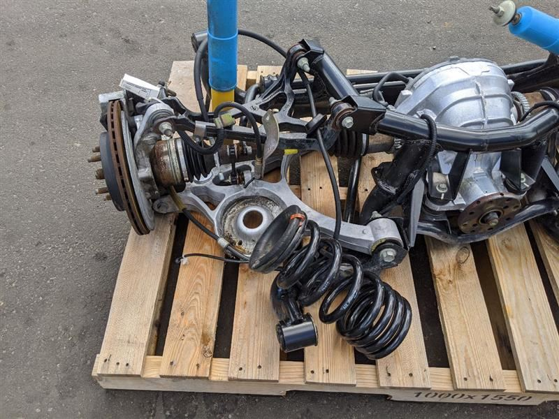 Terminator Cobra Parts