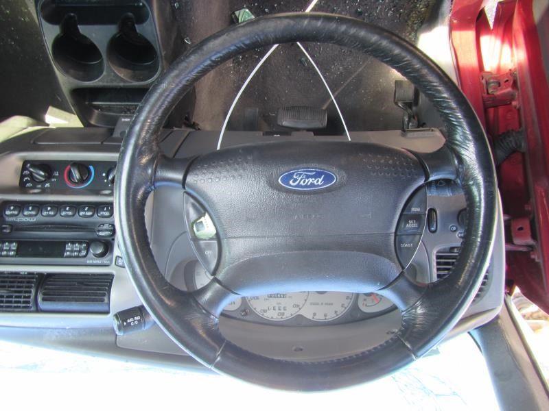 for 2002 Ford Explorer Sport Trac Engine Cooling Fan Blade 4.0L, 245 V6