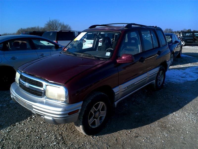 [GJFJ_338]  2000-2004 Chevy Tracker Fuse Box Engine   eBay   1989 Chevy Tracker Fuse Box      eBay