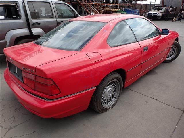 For 1994-1997 BMW 840Ci Radiator 94294BX 1995 1996