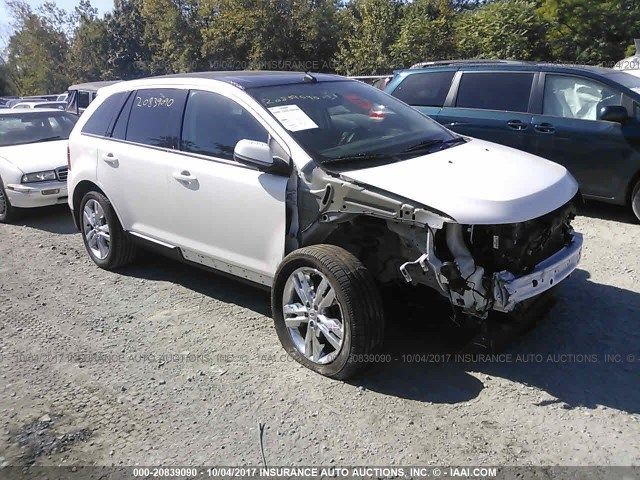 Ford Edge Power Brake Booster Awd