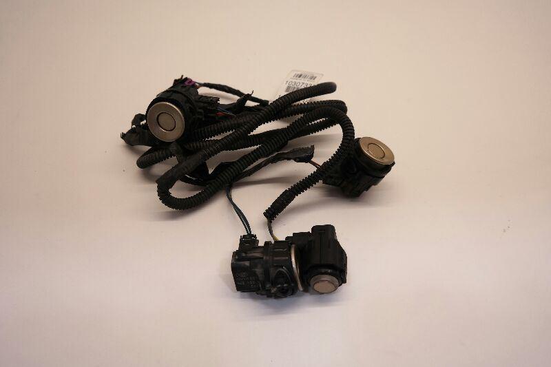 2005 buick lacrosse 4 rear parking aid sensors and wiring harness | ebay  ebay