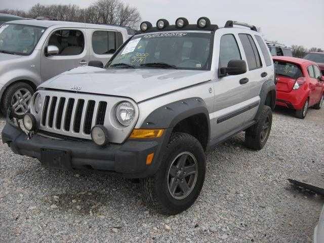 2005 2008 Jeep Liberty Manual Transmission 3 7l 4x4 138k