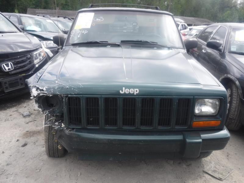 For Jeep Cherokee 4.0 V8 1999-2001 Front Left Passenger N//S Brake Caliper