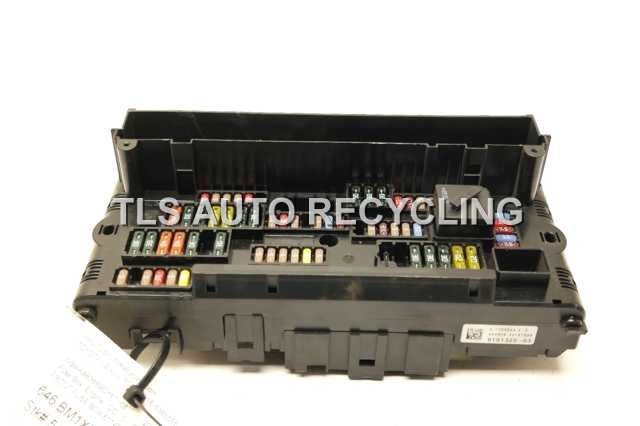 Bmw 750il Fuse Box