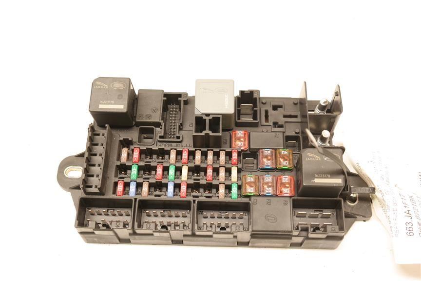 Rear Fuse Box Gx53