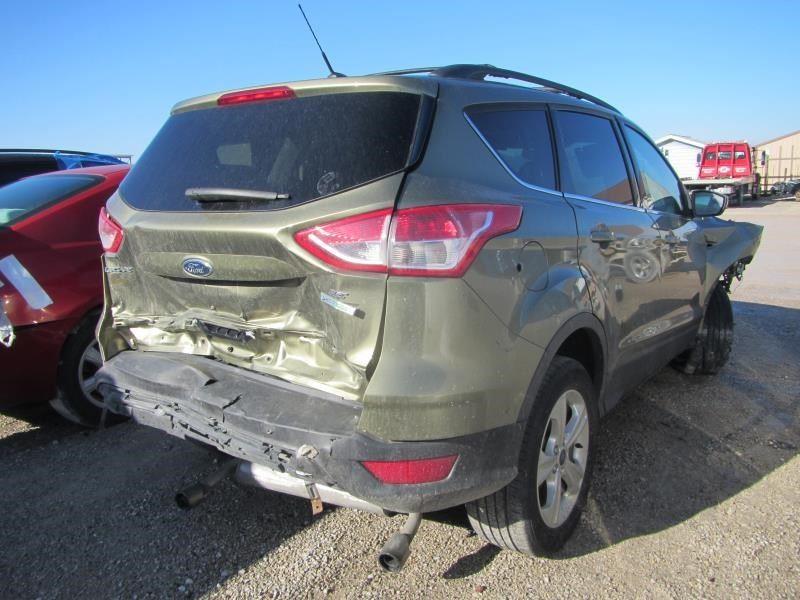 13 14 Ford Fusion Escape Coolant Crossover VIN X VIN R 8th turbo OEM 1.6 1.6L