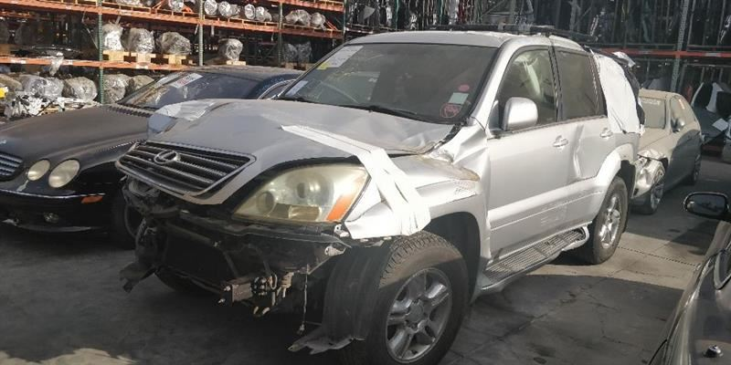 2003-2009 Lexus GX470 Driver Seat Position Control Computer /& Switch Gray OEM