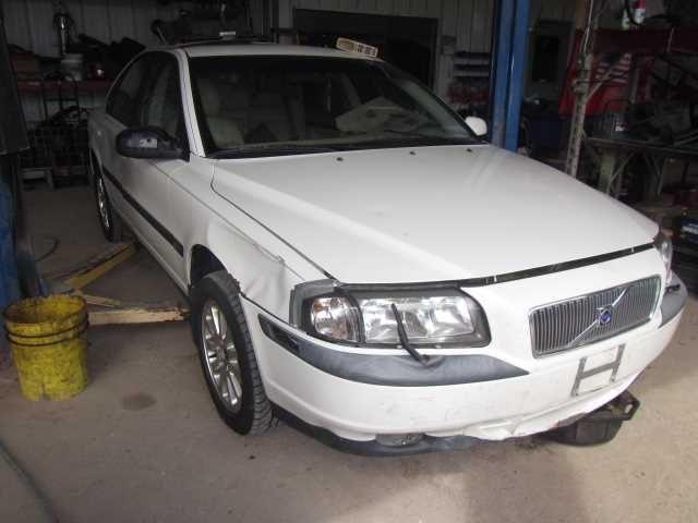 2000 Volvo S80 T-6 oem windshield wiper motor switch 1999 2001 2002 2003 99 02