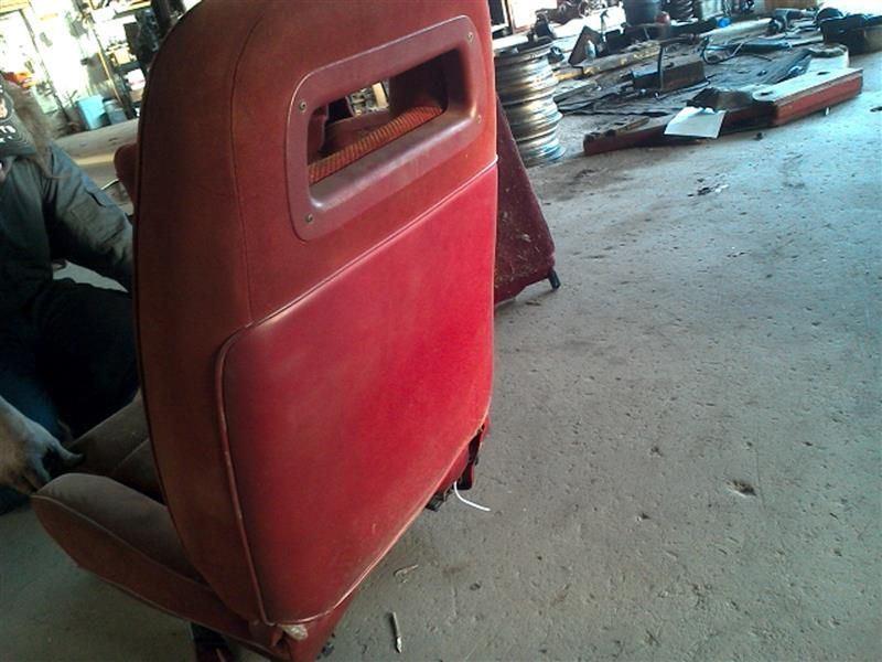 BRONCO II 1988 Seat, Front 350104 | eBay