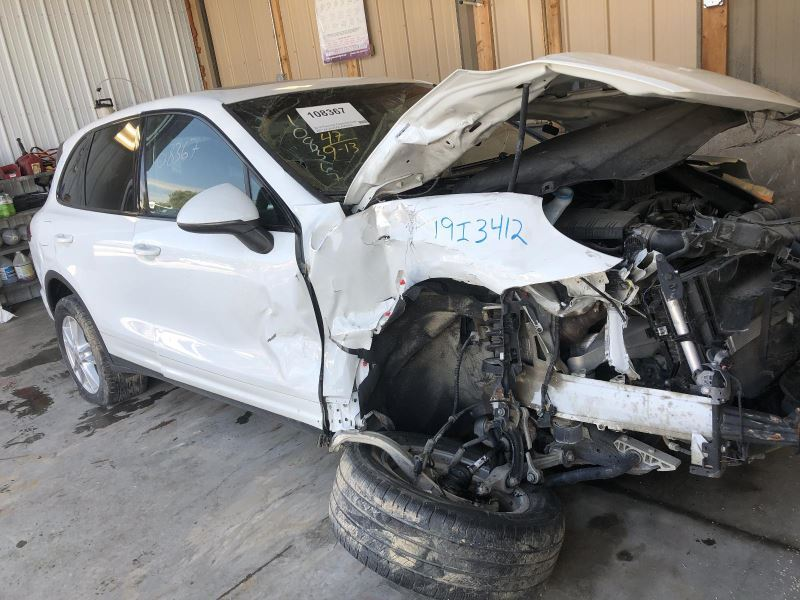 Chassis Ecm Driver Assist Rear View Camera Fits 11 16 Porsche Cayenne 1033226 Ebay