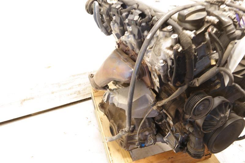 2013 Mercedes Benz C300 W204 Engine Assembly OEM | eBay
