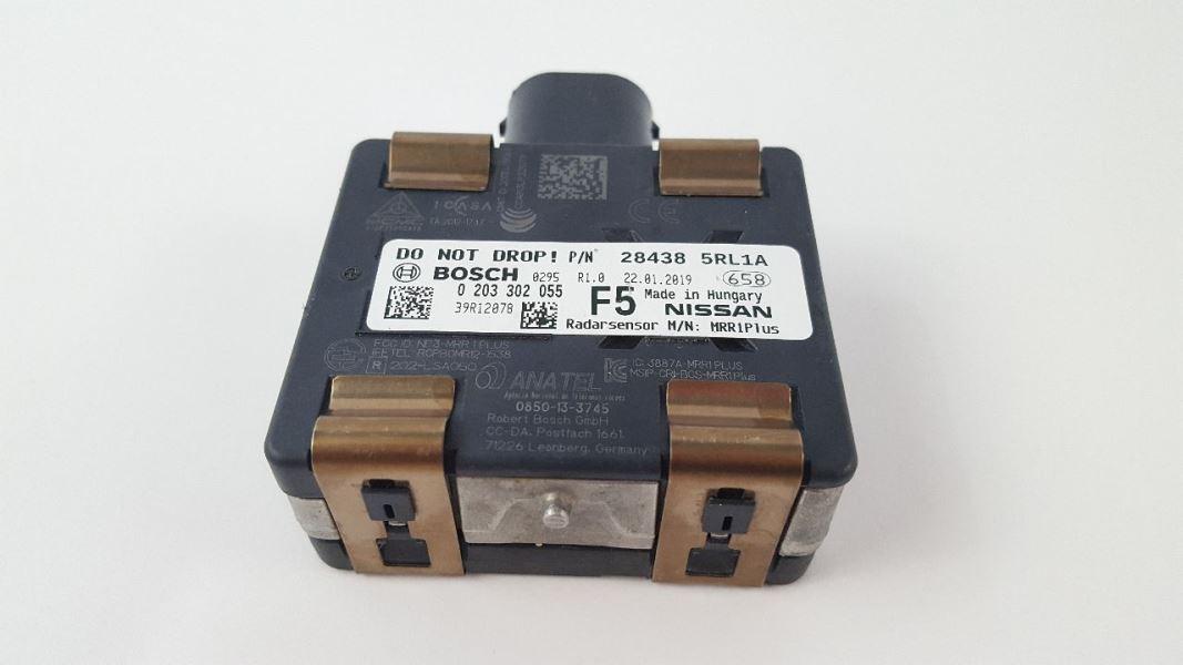 2018 Nissan Kicks cruise distance sensor 28438 5RL1A