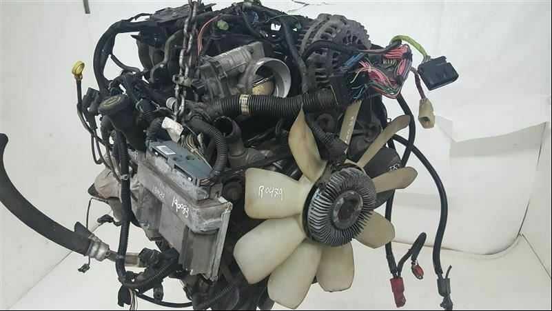 Engine Motor 6 0 LQ4 Complete Engine Swap LS 03 07 Chevy