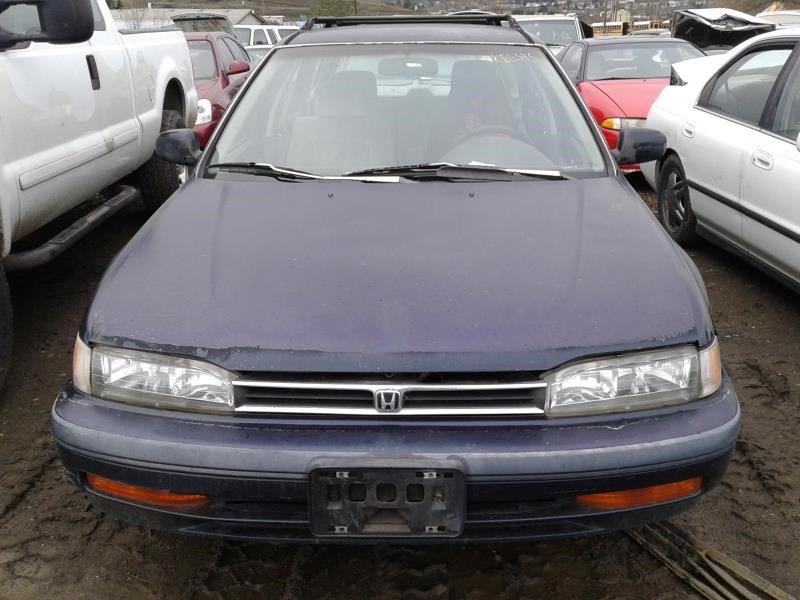 New Power Window Regulator fits 90-93 Honda Accord 4 Door Front Left with Motor