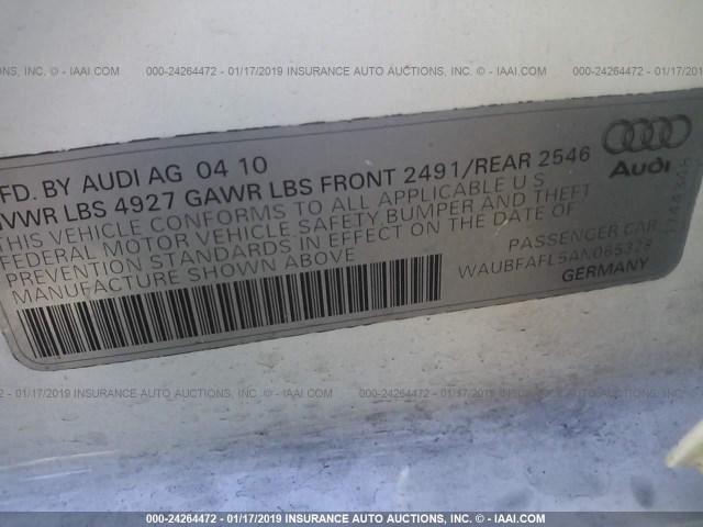 Turbo-Supercharger-2-0L-Fits-09-12-AUDI-A4-2576760 thumbnail 9