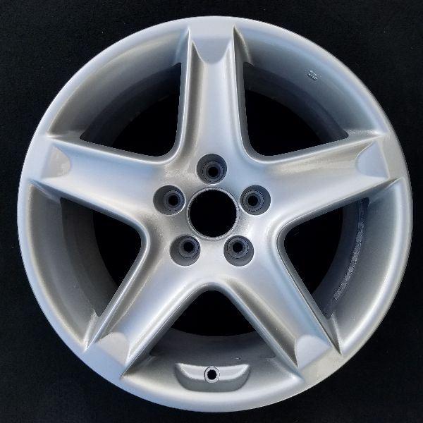 "17"" INCH ACURA TL 2006 OEM Factory Original Alloy Wheel"