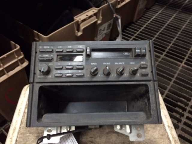 AUDIO RADIO EQUIPMENT Fits 1989-92 FORD PROBE 13578
