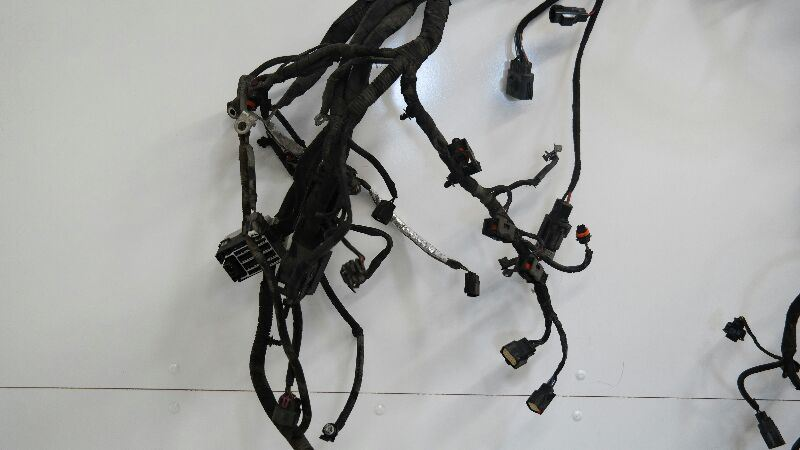 Cadillac Cts 3 6l V6 Engine Wire Wiring Harness 2008 2009