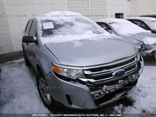 Ford Edge Trunk Hatch Tailgate