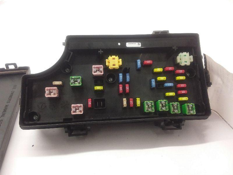 11 12 13 14 chrysler 200 avenger tipm power integrated control module fuse  box