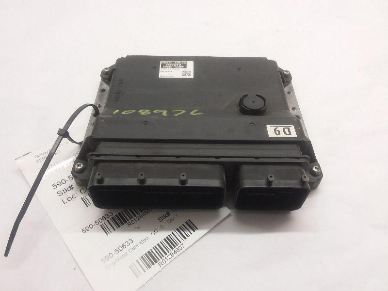 06 Toyota Rav4 Rav 4 4x2 Engine ECM Electronic Control