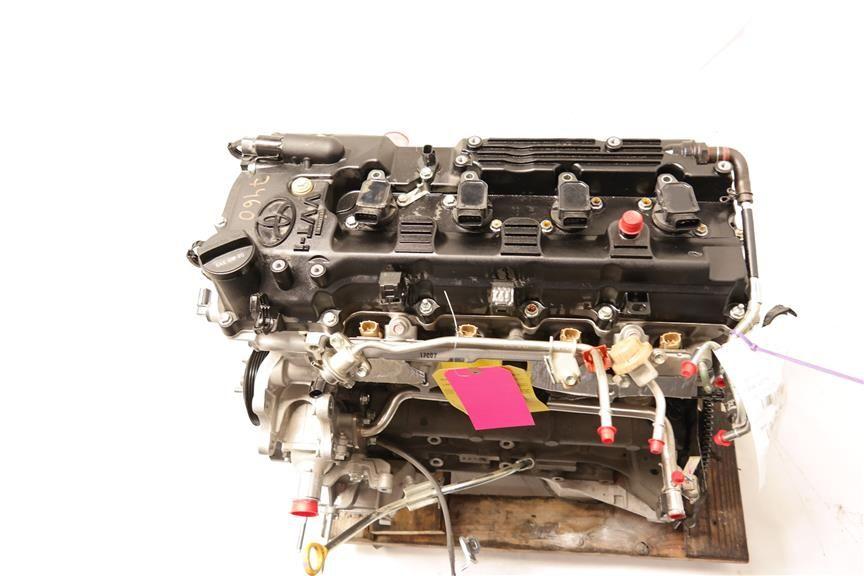 2017 Toyota Tacoma Engine Long Block Motor 2.7L 4-cylinder ...