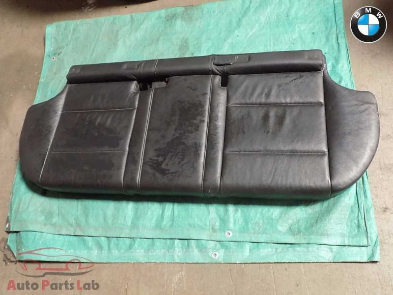 Groovy Details About Rear Back Lower Bench Seat Cushion Black Leather 4 4L Oem Bmw E53 X5 01 03 04 05 Theyellowbook Wood Chair Design Ideas Theyellowbookinfo