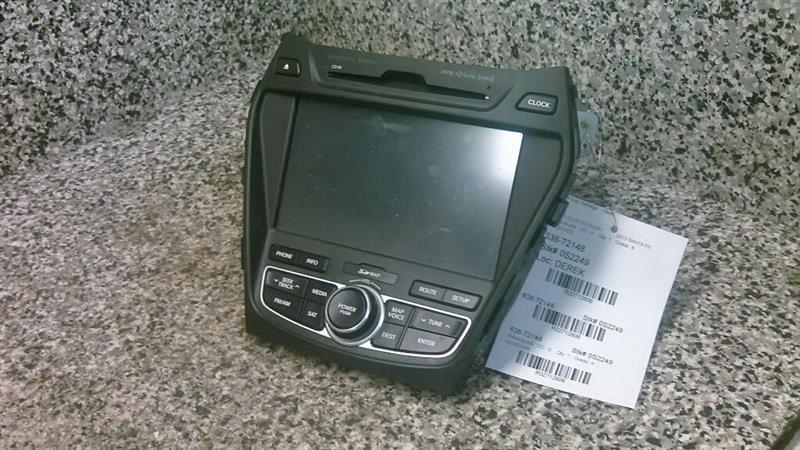 HYUNDAI Genuine 96560-4Z100-4XFLT Audio Video Navigation Head Unit Assembly