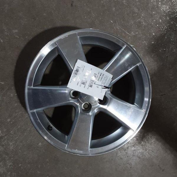 2011-2014 Chevy Cruze Wheel Rim 16x6-1/2 Aluminum 5 Single