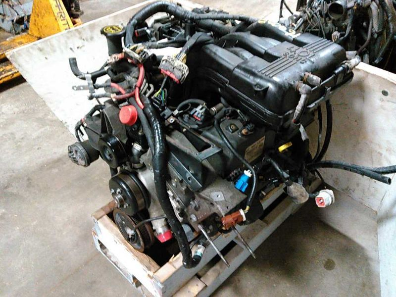 06 07 08 Ford Explorer Engine Motor 4 0l Vin E 8th Digit