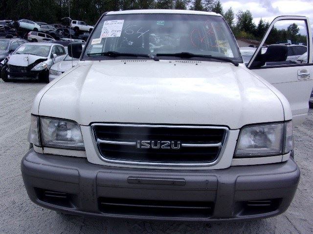 Engine 35L 6 Cylinder VIN X 8th Digit Fits 98 99 ISUZU TROOPER 12870955