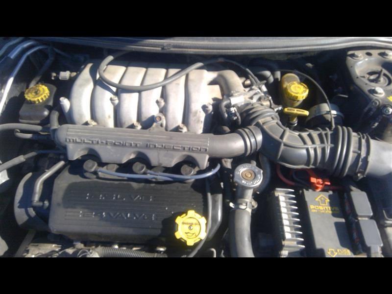 H Fuel Pump for 2000 Chrysler Sebring V62.5L ONLY Fits VIN 2 Door Convertible