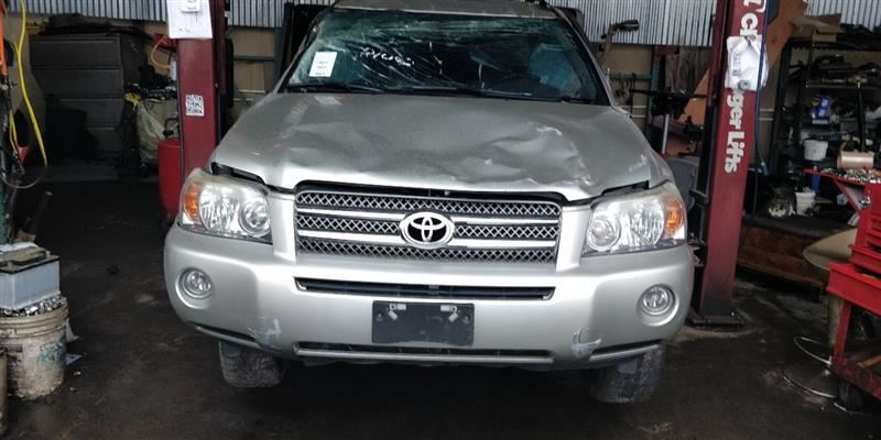 Toyota Highlander 2001-2007 Rear Spoiler OEM NEW!