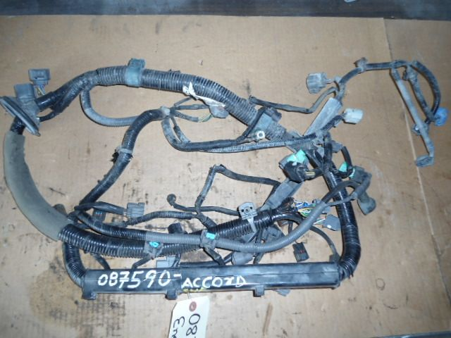 01 HONDA ACCORD ENGINE WIRE HARNESS 74845 | eBay