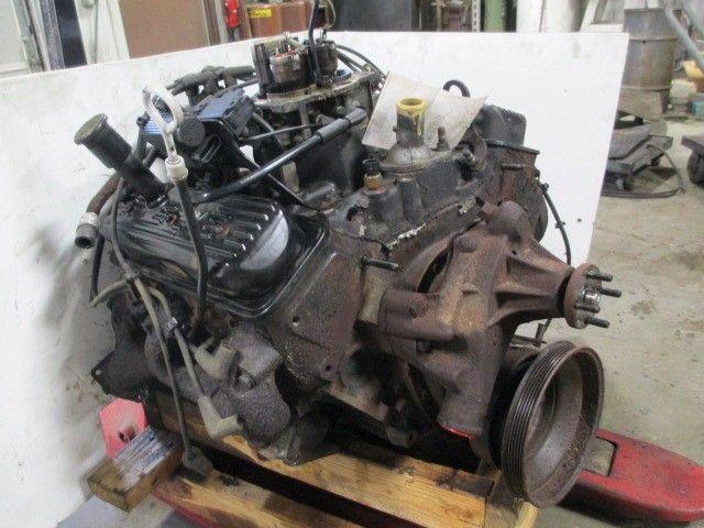 88 89 90 91 92 S10 Blazer Engine 6 262 4 3l Tbi Vin Z 4x4