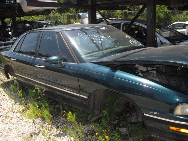 AUTOMATIC TRANSMISSION FWD OPT MN3 99 Lesabre R137401