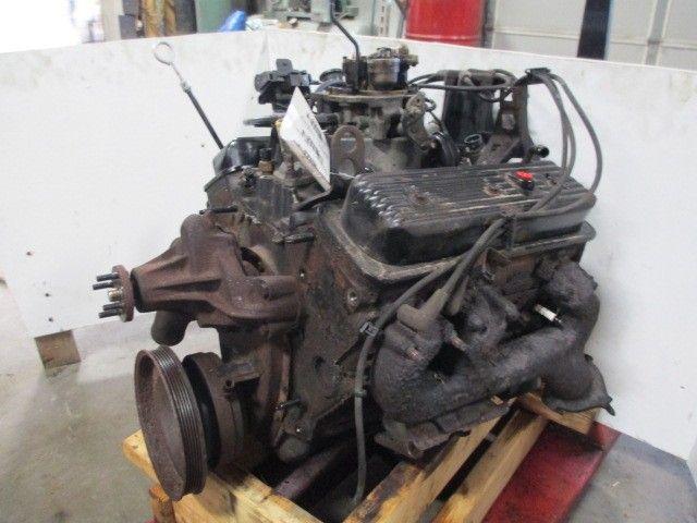 88 89 90 91 92 S10 BLAZER ENGINE 6-262 4.3L TBI VIN Z 4X4 ...