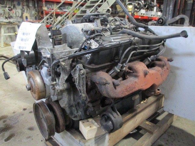 98 99 00 01 DODGE RAM 1500 PICKUP ENGINE 5.2L 8-318 VIN Y ...