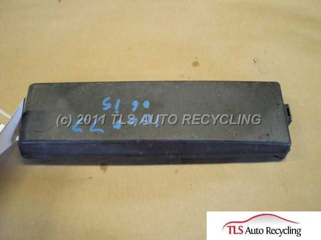 2006 Lexus Is250 Fuse Box Cover Only 82662