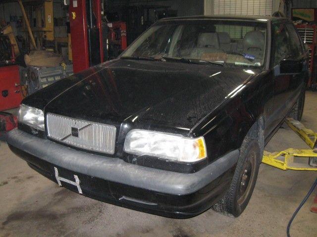 97 volvo 850 owners manual 282256 ebay rh ebay com 1997 volvo 850 service manual 1997 volvo 850 repair manual