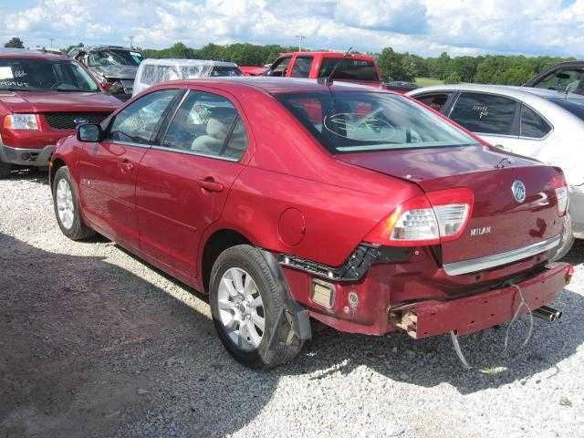Details about 06 07 08 09 Ford Fusion 2 3l Air Cleaner Box Standard  Emissions Milan